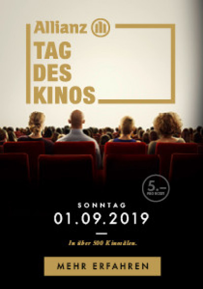 Allianz Tag des Kinos: Poster