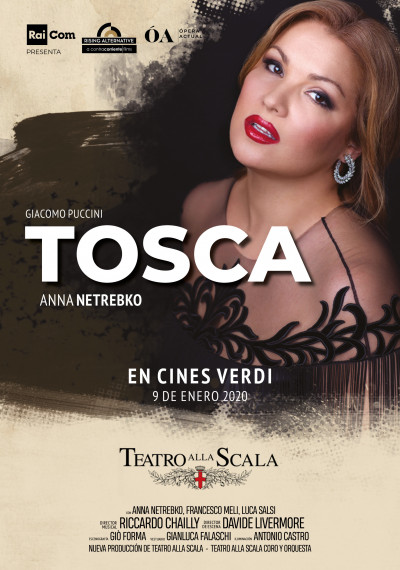 Tosca: Poster