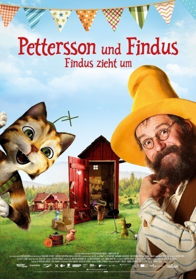 PETTERSSON & FINDUS: Poster