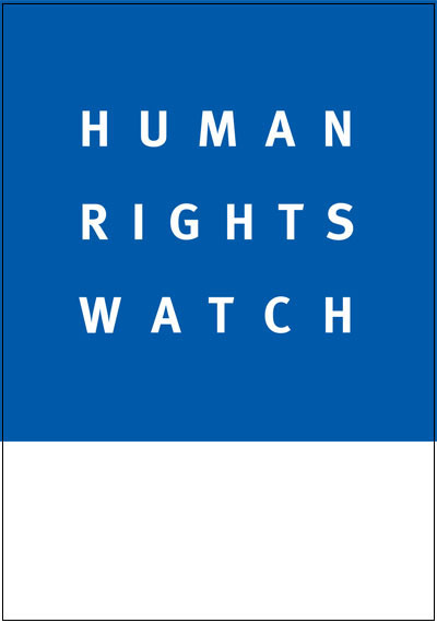 Filmabend Human Rights Watch: Poster