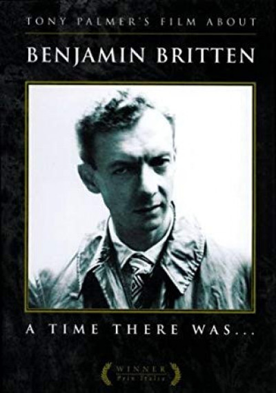 A Time There Was: A Portrait of Benjamin Britten: Poster