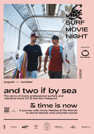 Cine Mar - Surf Movie Night - Sommer 2020: Poster
