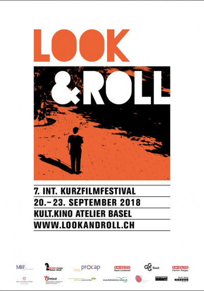 look & roll: Poster