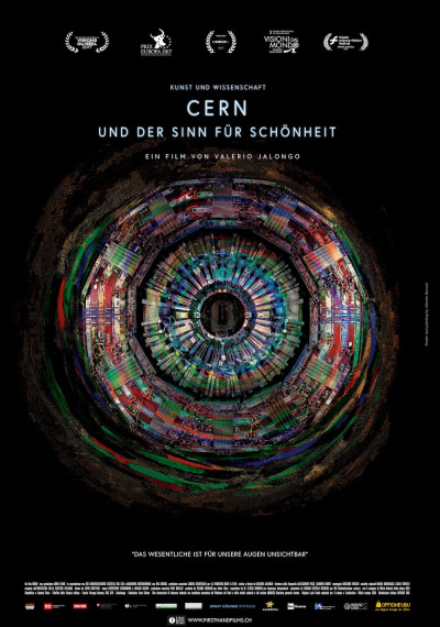 Cern and the Sense of Beauty: Poster