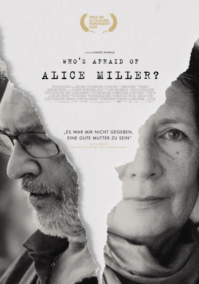 Who's afraid of Alice Miller?: Poster