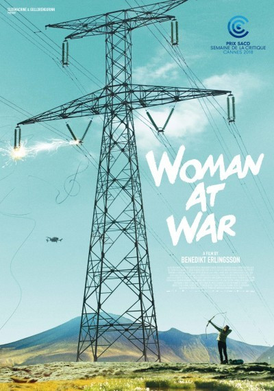 Woman at War: Poster