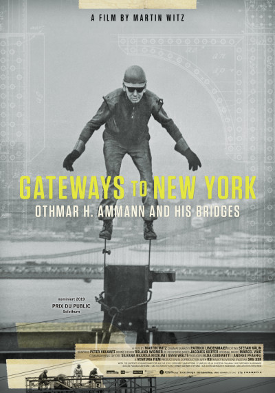 Gateways to New York: Poster