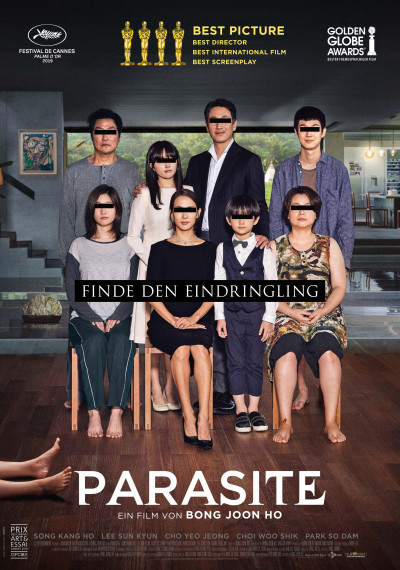 Parasite: Poster