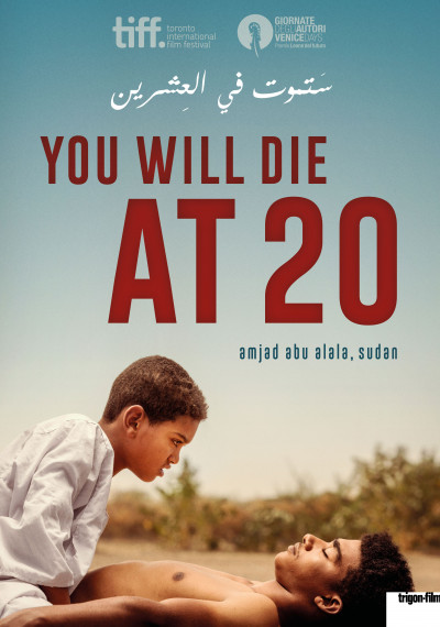 You Will Die at 20: Poster