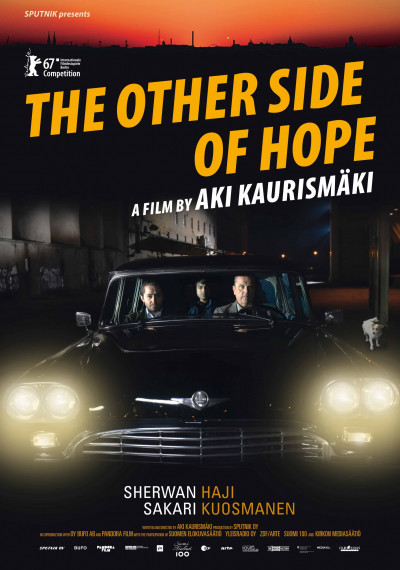 The Other Side of Hope: Poster