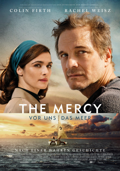 The Mercy: Poster