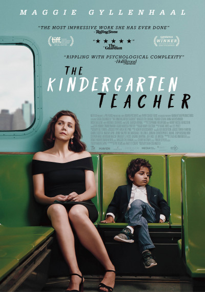The Kindergarten Teacher: Poster