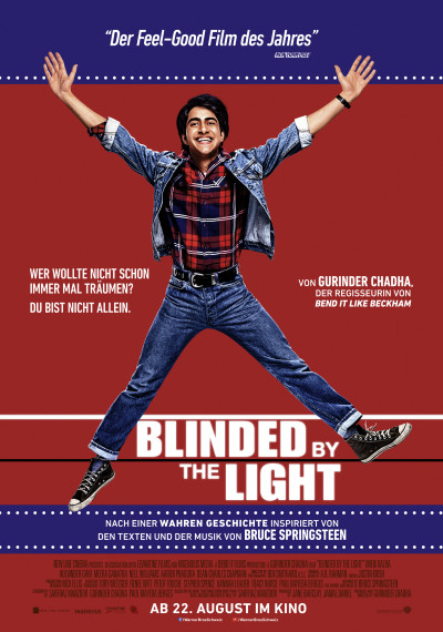 Blinded by the Light: Poster