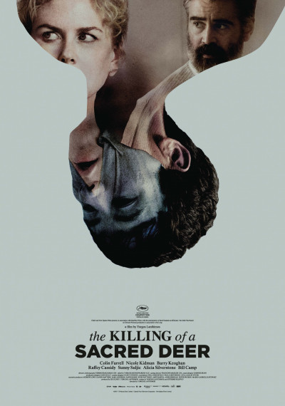 The Killing of a sacred deer: Poster