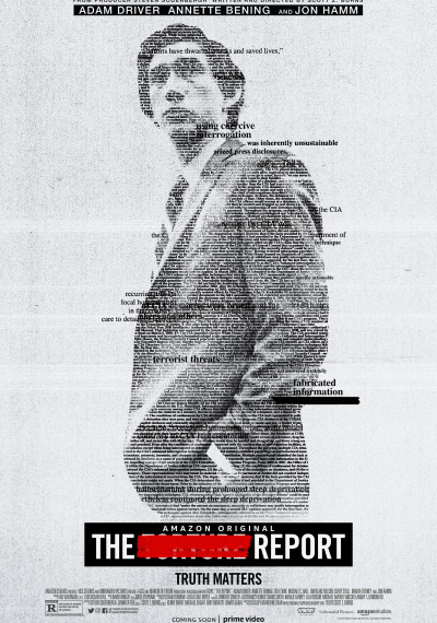 The Report: Poster
