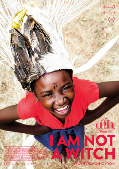 I Am Not a Witch: Poster
