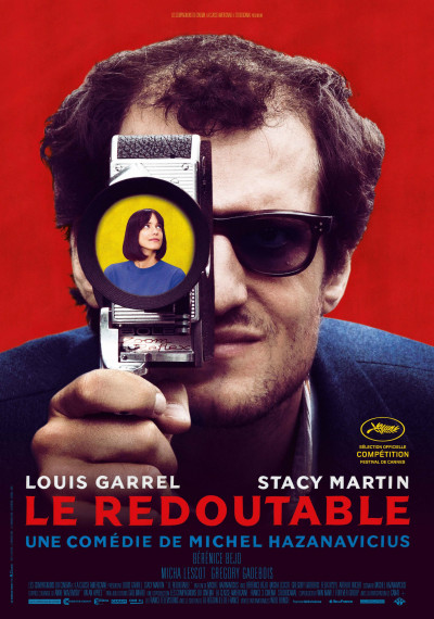 Le redoutable: Poster