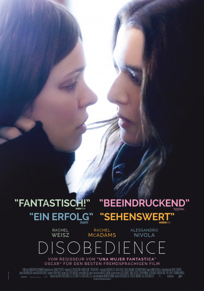 Disobedience: Poster