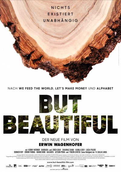 But Beautiful: Poster