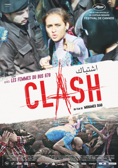 Clash: Poster