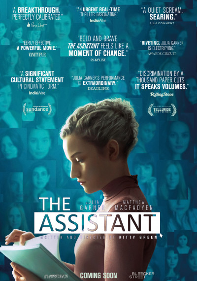 The Assistant: Poster