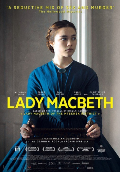 Lady Macbeth: Poster