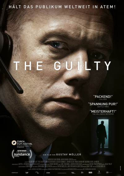 The Guilty: Poster