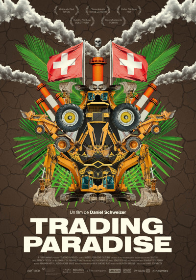 Trading Paradise: Poster