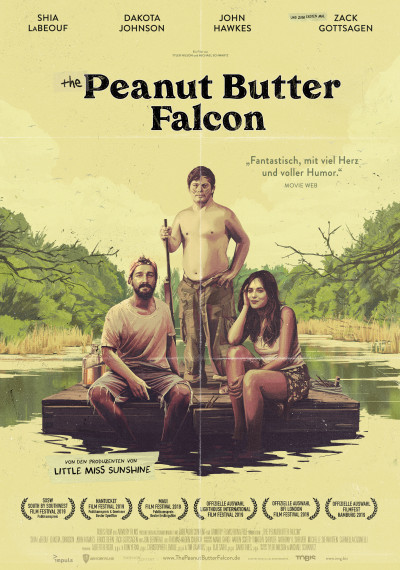The Peanut Butter Falcon: Poster