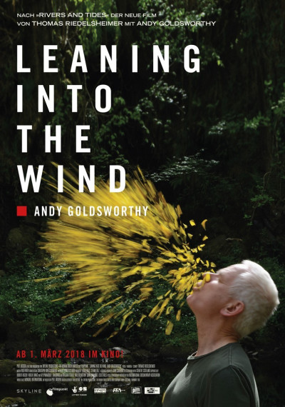Leaning into the Wind: Poster