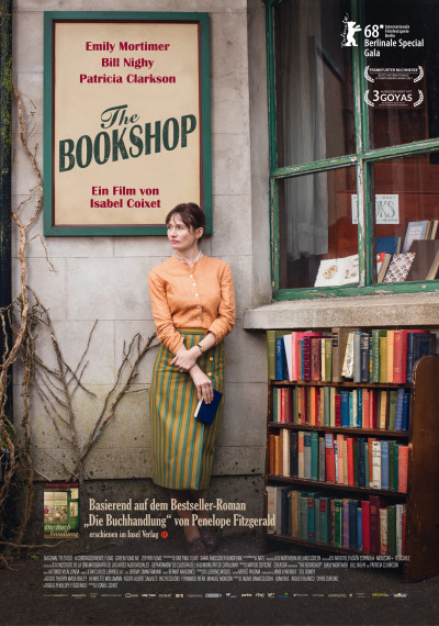 The Bookshop: Poster