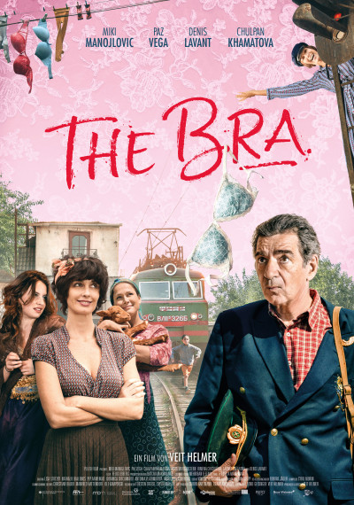 The Bra: Poster