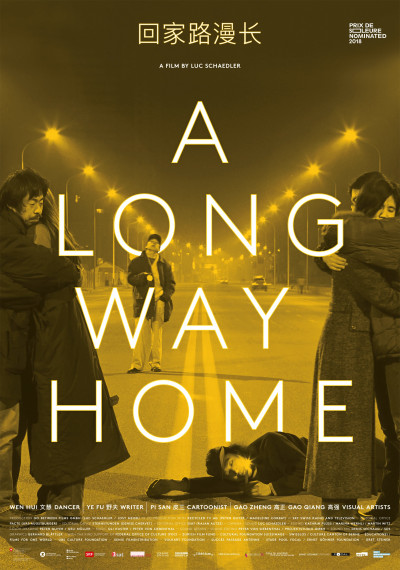 A Long Way Home: Poster