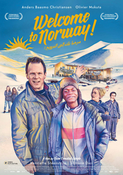 Welcome to Norway: Poster