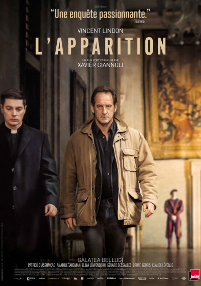 L'apparition: Poster