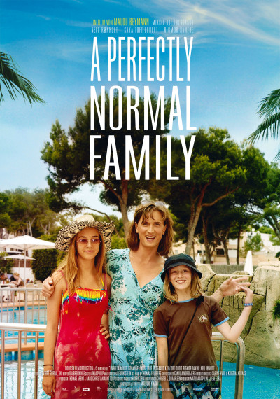 A Perfectly Normal Family: Poster
