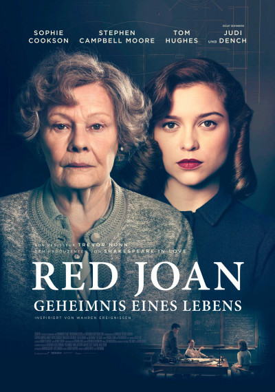 Red Joan: Poster