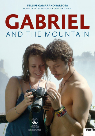 Gabriel and the Mountain: Poster