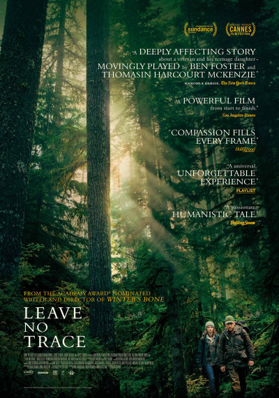 Leave No Trace: Poster