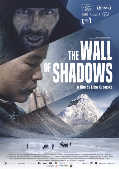 The Wall of Shadows: Poster