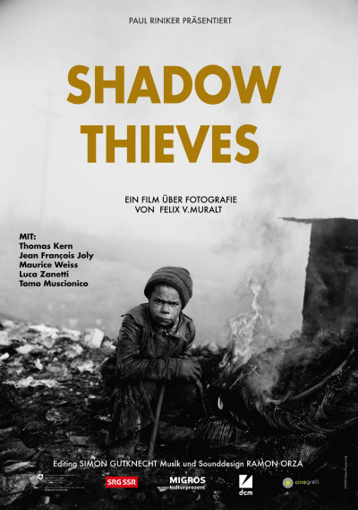 Shadow Thieves: Poster