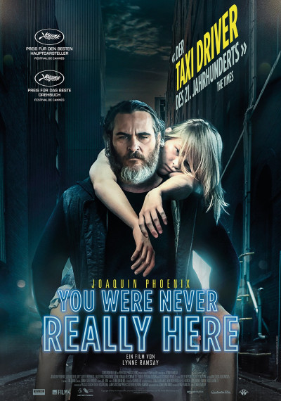You Were Never Really Here: Poster
