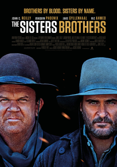 The Sisters Brothers: Poster