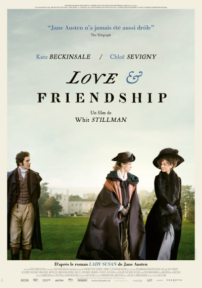 Love and Friendship: Poster