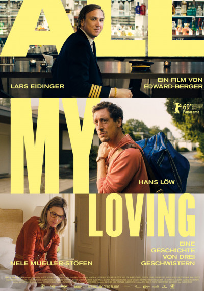 All my Loving: Poster