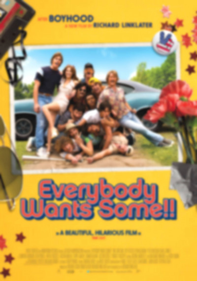 Everybody Wants Some: Poster