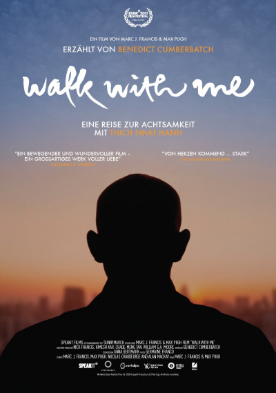 Walk with Me: Poster