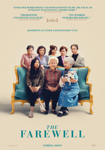The Farewell: Poster