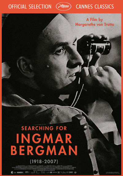 Searching for Ingmar Bergman: Poster