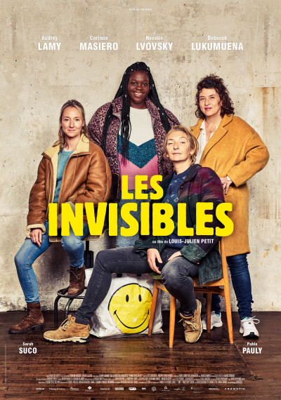 Les invisibles: Poster